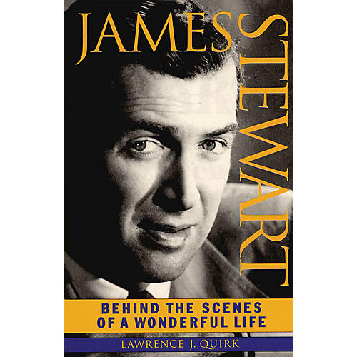 Applause Books James Stewart Applause Books Series Softcover Written by Lawrence J. Quirk