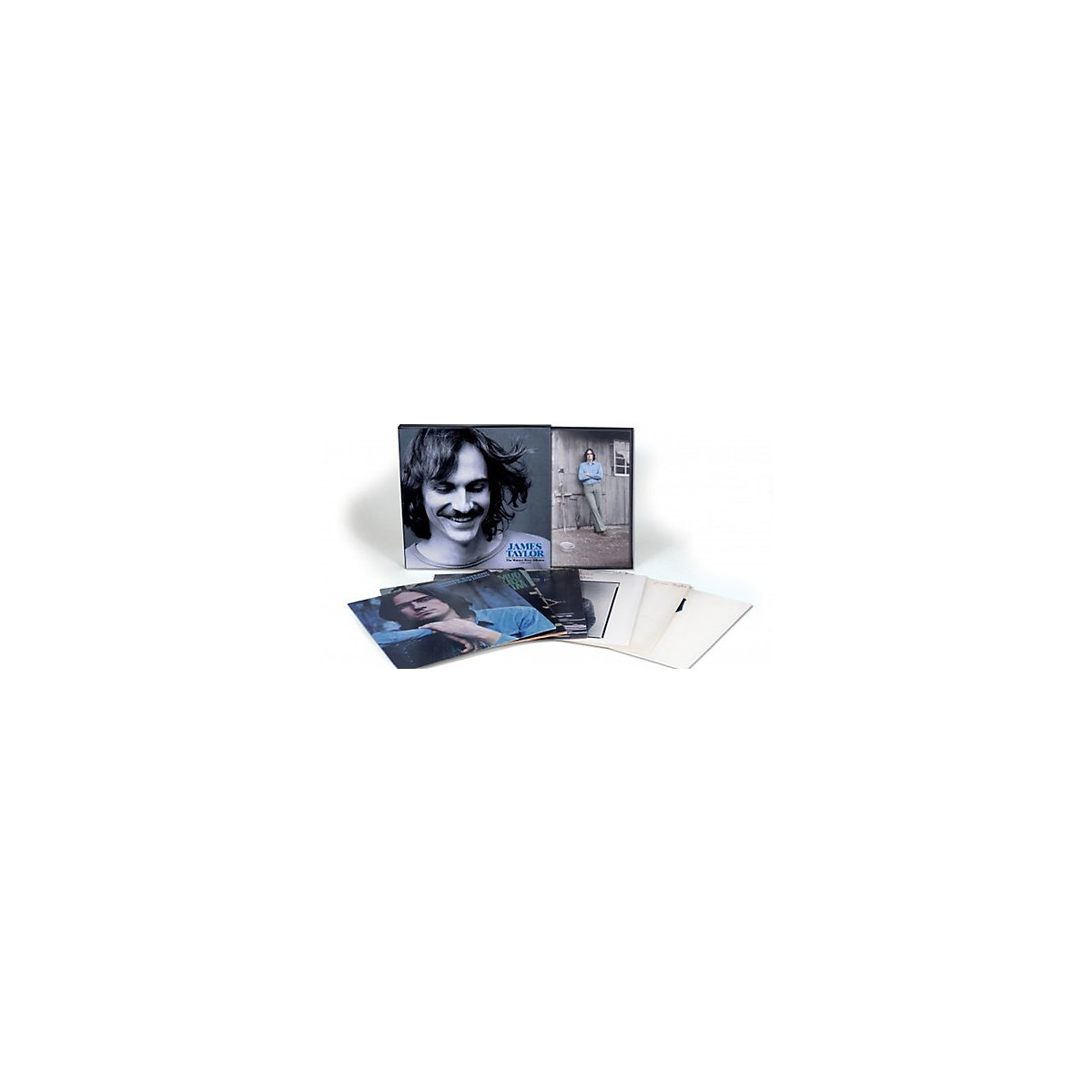Alliance James Taylor - Warner Bros. Albums: 1970-1976