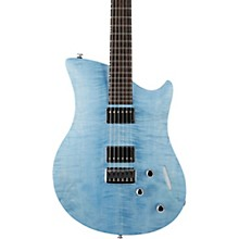 Jane Electric Guitar Flamed Blue