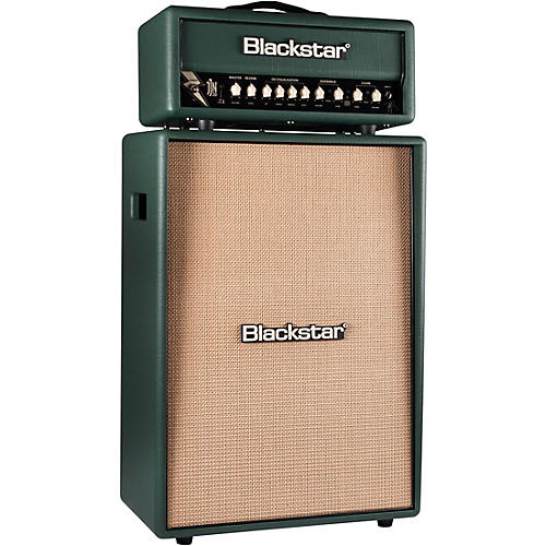 Blackstar Jared James Nichols Limited-Edition Signature 20W 2x12 Tube Guitar Amp Stack