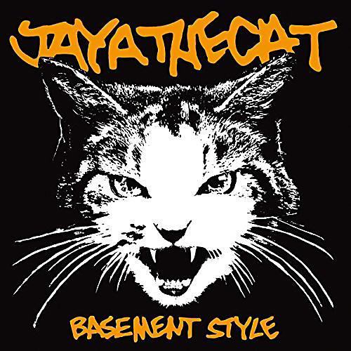 Alliance Jaya the Cat - Basement Style (White Vinyl)