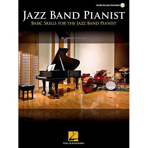 Berklee Press Jazz Band Pianist - Basic Skills For The Jazz Band Pianist Book/Online Audio