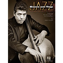 Hal Leonard Jazz Bass on Top (A Guide to Left-Hand Technique) Bass Series Softcover Written by Andy McKee