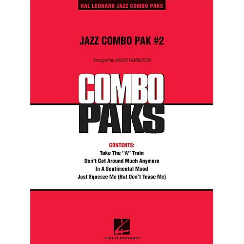 Hal Leonard Jazz Combo Pak #2 (with audio download) Jazz Band Level 3 Arranged by Roger Pemberton
