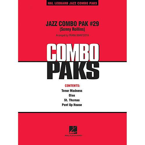 Hal Leonard Jazz Combo Pak #29 (Sonny Rollins) Jazz Band Level 3 by Sonny Rollins Arranged by Frank Mantooth