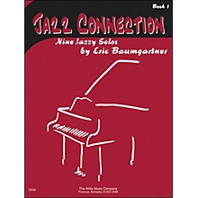 Willis Music Jazz Connection Book 1 Nine Jazzy Solos by Eric Baumgartner