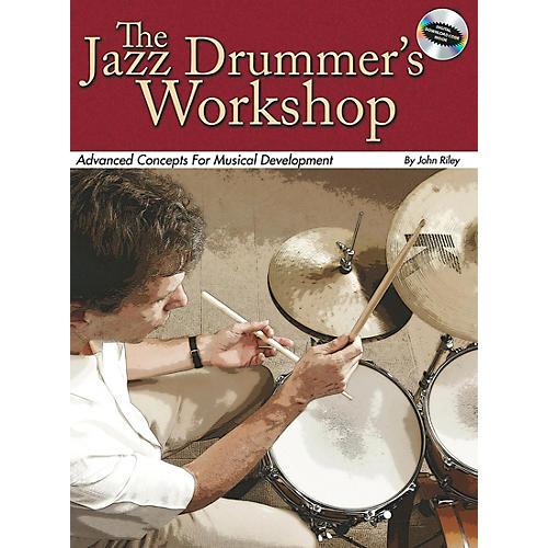Hal Leonard Jazz Drummers Workshop - Advanced Concepts for Musical Development Book/CD