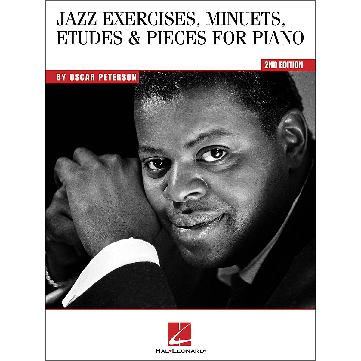 Hal Leonard Jazz Exercises, Minuets, Etudes and Pieces for Piano 2Nd Edition