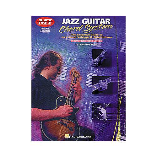 Musicians Institute Jazz Guitar Chord System Book