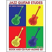 Jamey Aebersold Jazz Guitar Etudes