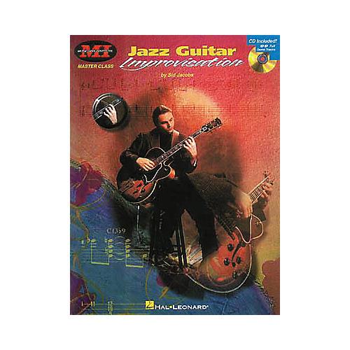 Hal Leonard Jazz Guitar Improvisation (Book and CD)