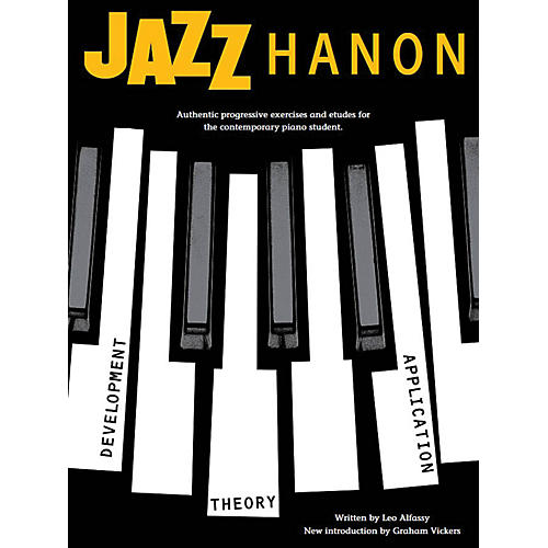 Music Sales Jazz Hanon Music Sales America Series Softcover