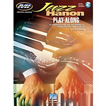 Musicians Institute Jazz Hanon (Play-Along Edition) Musicians Institute Press Series Softcover with CD by Peter Deneff