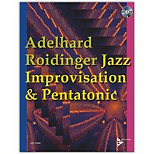 ADVANCE MUSIC Jazz Improvisation & Pentatonic Book & CD