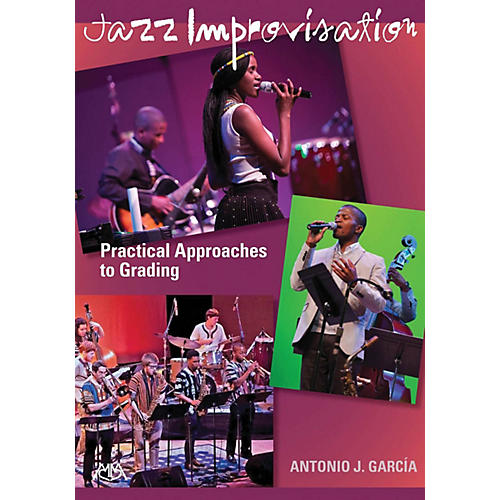 Meredith Music Jazz Improvisation (Practical Approaches to Grading) Jazz Band