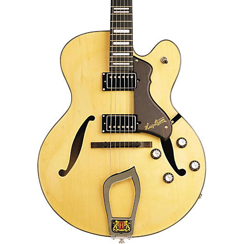 Hagstrom Jazz Model HJ-500 Semi-Hollow Electric Guitar