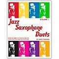 Jamey Aebersold Jazz Saxophone Duets thumbnail