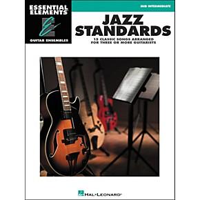 hal leonard jazz standards essential elements guitar ensembles guitar center. Black Bedroom Furniture Sets. Home Design Ideas