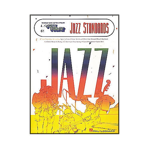 Hal Leonard Jazz Standards E-Z Play 61