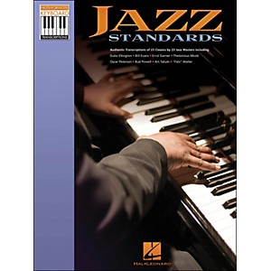 Click here to buy Hal Leonard Jazz Standards Note for Note Piano Transcriptions by Hal Leonard.