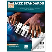 Hal Leonard Jazz Standards-Super Easy Songbook