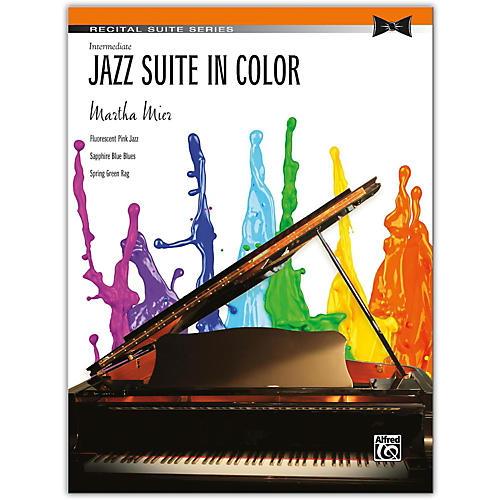 Alfred Jazz Suite in Color Intermediate
