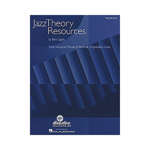Houston Publishing Jazz Theory Resources Volume 1 Book