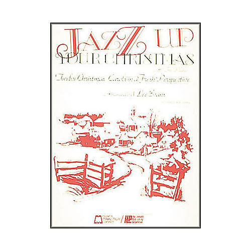 Hal Leonard Jazz Up Your Christmas At The Piano - Intermediate Level by Lee Evans