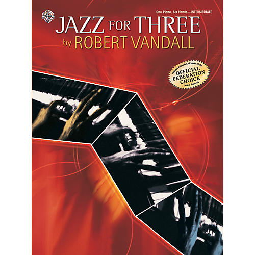 Alfred Jazz for Three