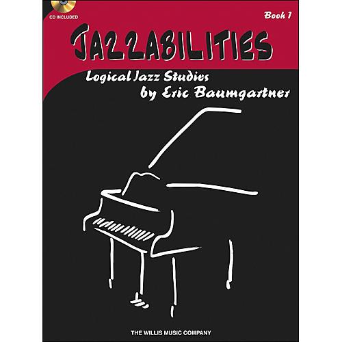 Willis Music Jazzabilities Book 1 Book/CD