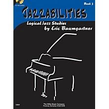 Willis Music Jazzabilities, Book 3 - Book/CD (Early Intermediate Level) Willis Series Written by Eric Baumgartner