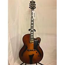Hofner Jazzica Custom Hollow Body Electric Guitar