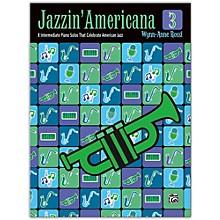 Alfred Jazzin' Americana Book 3 Intermediate
