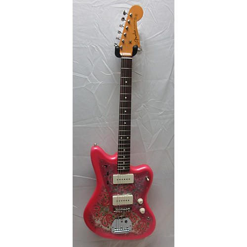 Fender Jazzmaster Traditional 60s MIJ Solid Body Electric Guitar