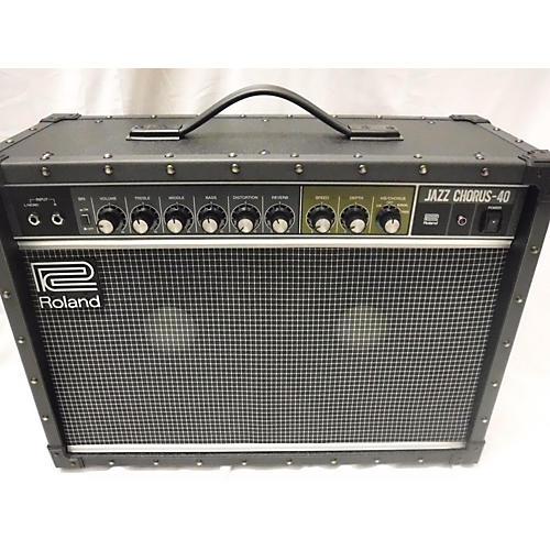 Roland Jc-40 Guitar Combo Amp