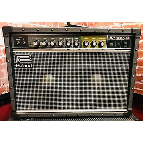 Roland Jc40 Guitar Combo Amp