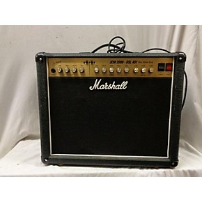 used marshall jcm 2000 dsl401 tube guitar combo amp guitar center. Black Bedroom Furniture Sets. Home Design Ideas