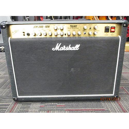 Marshall Jcm200 Tsl602 Tube Guitar Combo Amp