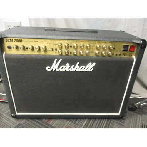 Marshall Jcm2000 TSL122 Tube Guitar Combo Amp