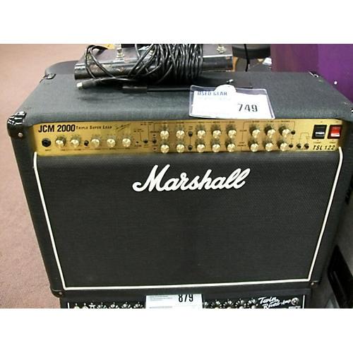 Marshall Jcm2000 Tsl 122 Tube Guitar Combo Amp