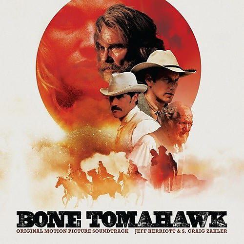 Alliance Jeff Herriott - Bone Tomahawk / O.s.t.