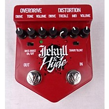 Visual Sound Jekyll & Hyde Overdrive & Distortion V2 Effect Pedal