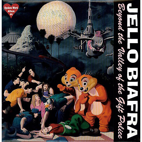 Alliance Jello Biafra - Beyond the Valley of the Gift Police
