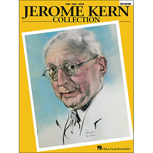 Hal Leonard Jerome Kern Collection - Soft Cover (2nd Edition) arranged for piano, vocal, and guitar (P/V/G)