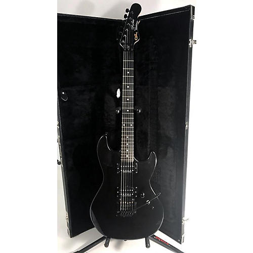 used g l jerry cantrell signature rampage usa solid body electric guitar black guitar center. Black Bedroom Furniture Sets. Home Design Ideas