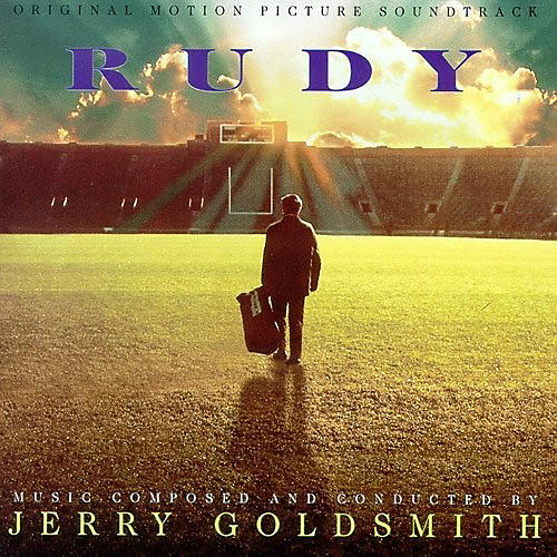 Alliance Jerry Goldsmith - Rudy (CCVinyl.com Exclusive) (Shamrock Green)