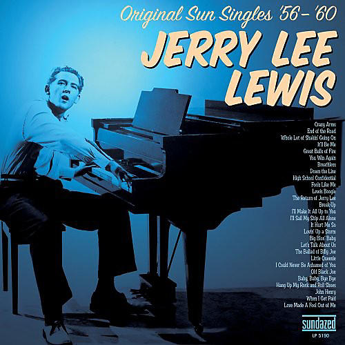 Alliance Jerry Lee Lewis - Original Sun Singles 56-60