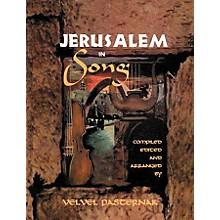 Tara Publications Jerusalem In Song Book