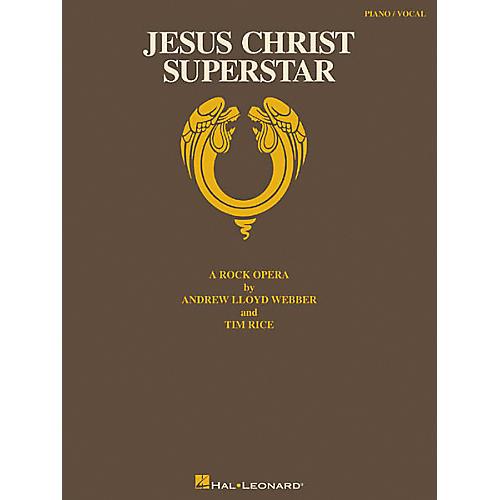 Hal Leonard Jesus Christ Superstar Vocal Selections Book