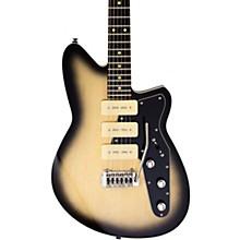 Jetstream 390 Electric Guitar Korina Burst